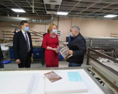 Предприятия Севастополя получили 50 млн рублей на модернизацию производства