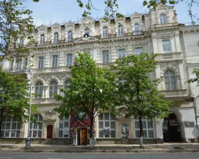 В севастопольском музее имени Крошицкого в пустых залах царствует ветер