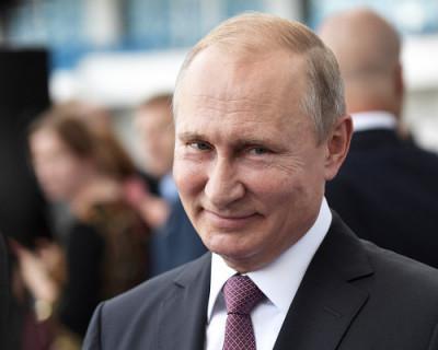 Владимир Путин отвечает на западные санкции в отношении российских дипломатов