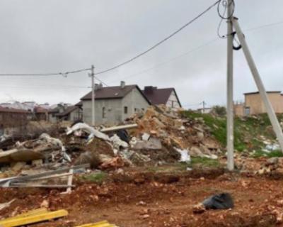 В Казачьей бухте выявлены нарушения земельного законодательства