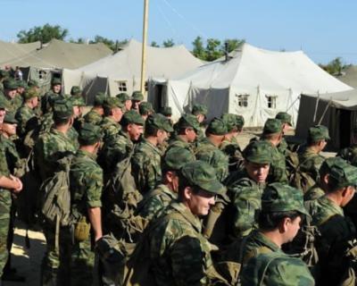 В России призывают резервистов на военные сборы