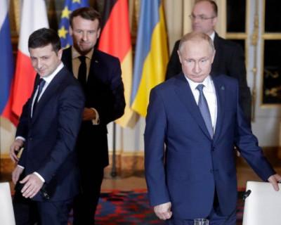 Владимир Путин встретится с Владимиром Зеленским