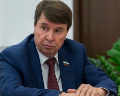 Сергей Цеков оценил визит Зеленского на границу с Крымом