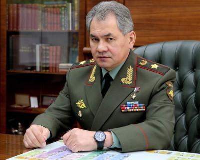 Сергей Шойгу рассказал об активизации НАТО на границах России