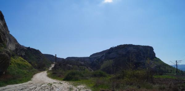 Загайтанская скала