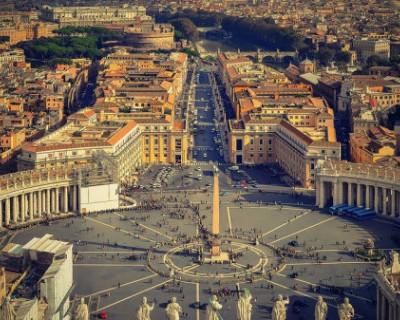 Зеленский хочет встретиться с Путиным в Ватикане