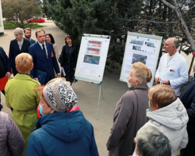В Гагаринском районе Севастополя запланировано строительство двух новых объектов здравоохранения