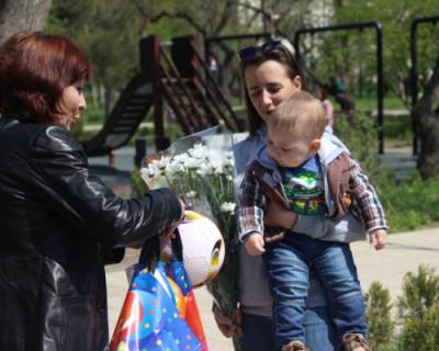 В Севастополе поздравили тысячного получателя регионального материнского капитала
