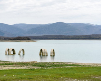 Наполняемость Чернореченского водохранилища составляет более 40%