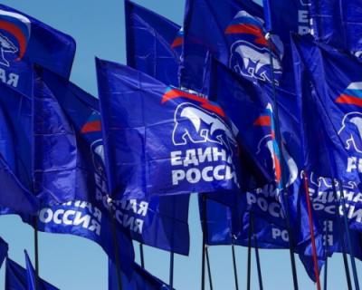 Партия «Единая Россия» показывает стабильный рост