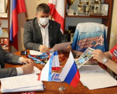 В Крыму пройдет заплыв в честь Дня Победы
