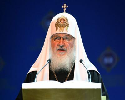 Патриарх Кирилл предостерег власть от соблазна стать тиранией