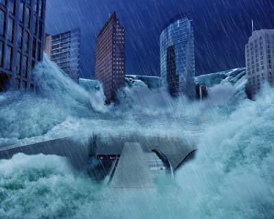 Новый всемирный потоп становится реальностью