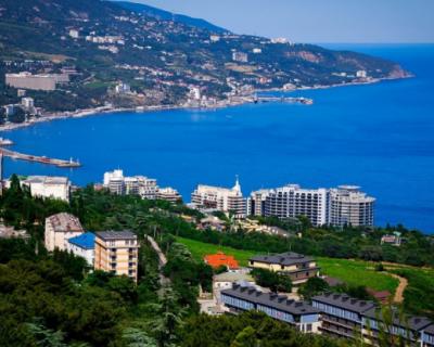 В Крыму уже забронировано более 70% мест в гостиницах и отелях