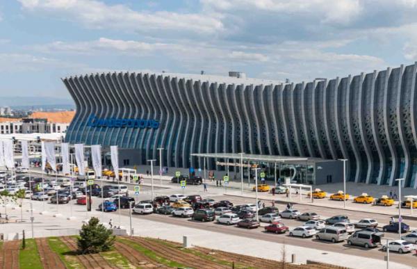 Аэропорт «Симферополь» обслужил 1 млн пассажиров