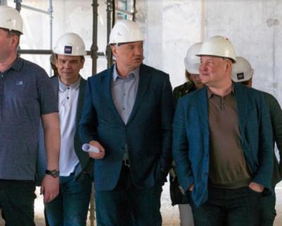 Марат Хуснуллин посетил Севастополь с рабочим визитом