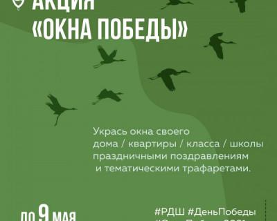 Всероссийская акция Российского движения школьников ко Дню Победы