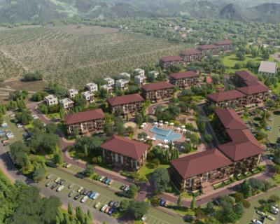 «Золотая Балка» представит проект коттеджного поселка под Балаклавой