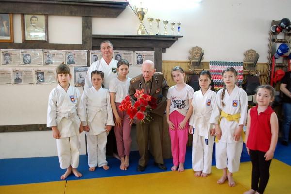 турнир по карате «Кубок Победы»