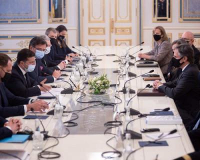 Госсекретарь США разочаровал Зеленского и компанию