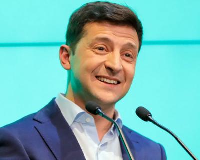 Зеленский удивился русскому переводу своей речи