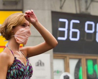 Россию ждет «красная жара»
