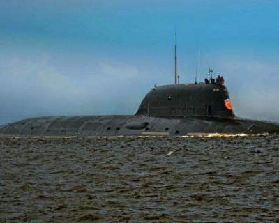 Атомная подлодка К-561 «Казань» вошла в состав ВМФ РФ