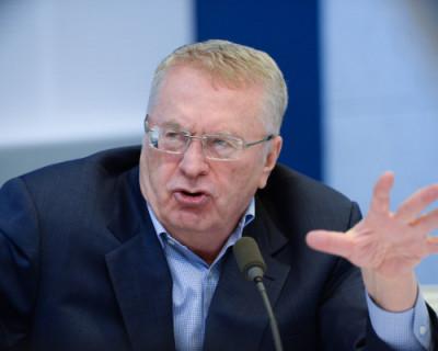 Жириновский предложил освобождать от штрафов вакцинирующихся россиян