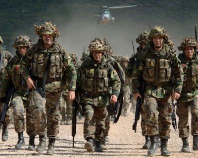 НАТО готовится к войне с Россией за Прибалтику