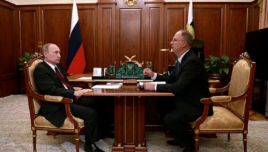 Кто станет преемником Путина?