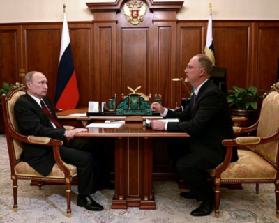 Назван преемник Владимира Путина на посту президента