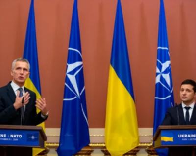 На Украине больше не верят в НАТО