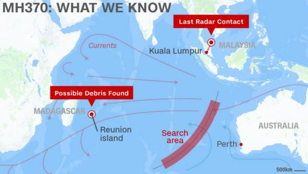 гибель рейса МН370 тщательно спланировал пилот Захария Ахмад Шах