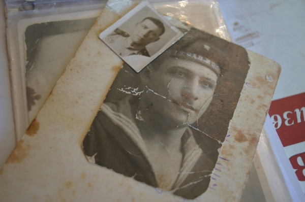 Огнеборец Иван Пахомов, спасший полотно «Панорамы»