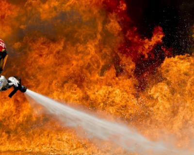 В Крыму во время майских праздников было 88 пожаров, погибли три человека