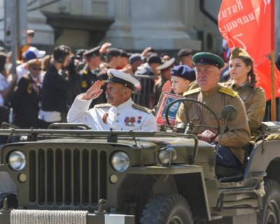 Мероприятия ко Дню Победы в Севастополе посетили более 50 тысяч человек