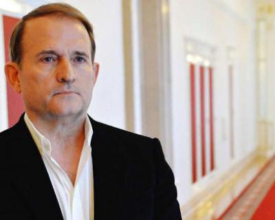 Виктора Медведчука обвинили в государственной измене