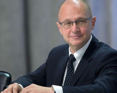 Сергей Кириенко возглавит набсовет общества «Знания»