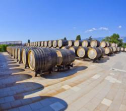 Крым продает за границу зерно и вино