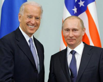 Байден и Путин договорятся о разделе Украины