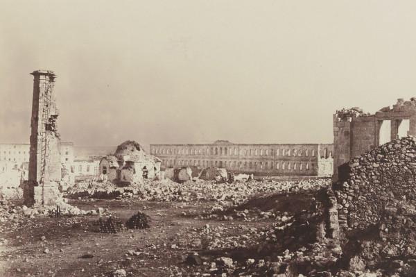 севастополь после сражения