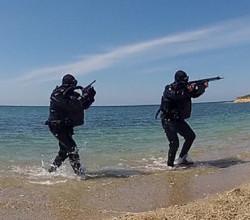 Военнослужащие ЧФ РФ отработали борьбу с подводными диверсантами