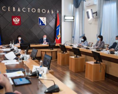 В Севастополе продолжается газификация жилого сектора