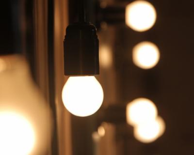 В Севастополе продолжается установка наружного освещения