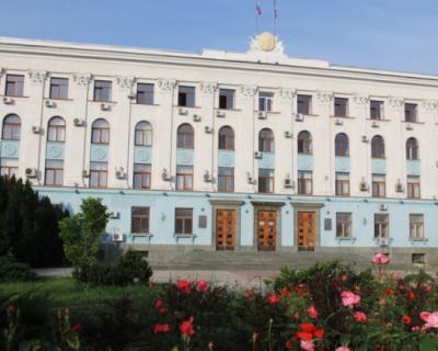 Замминистра ЖКХ Крыма Максим Новик освобожден от своей должности