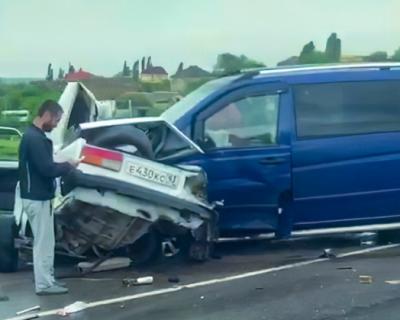 Пятнадцатилетний водитель погиб в ДТП в Крыму