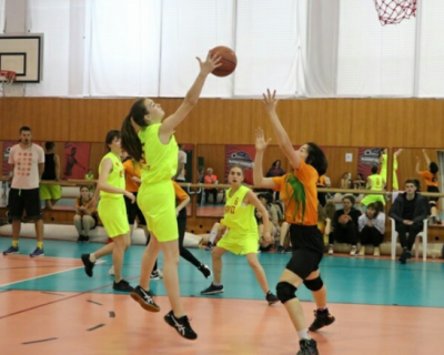 В Евпатории проходят «Президентские спортивные игры»