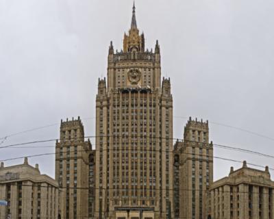 Россия предлагает посреднические услуги в урегулировании конфликта Израиля и Палестины