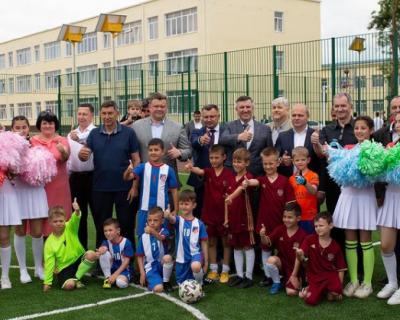 Вице-премьер Крыма Евгений Кабанов посетил Джанкой