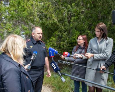 Начальник полиции Севастополя рассказал о том, что будет построено на Фиоленте